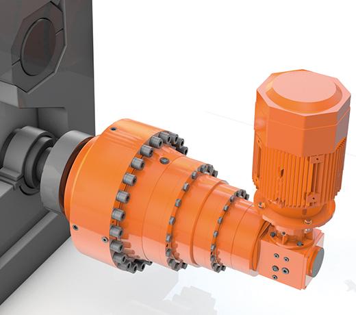 Sugar mill gearbox