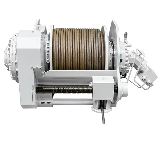 Pull winches