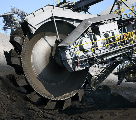 Gearboxes for mining and conveyor technology